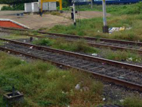 Sengottai-Punalur broad gauge line work ends by November