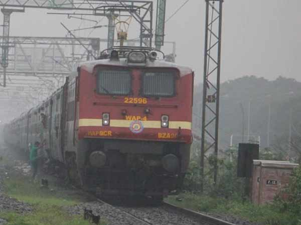 Tambaram -Guwahati Weekly Express will depart from Tambaram