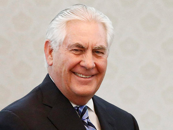 US State Secretary Rex Tillerson Says 'We Want Dialogue With North Korea'