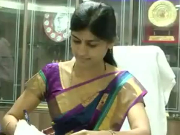 Salem district new collector Rohini listed her duties
