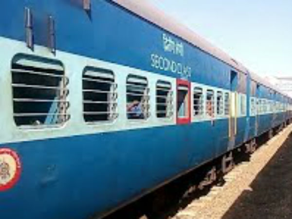 Tiruchendur passenger rescheduled train