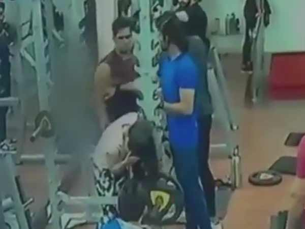 Young girl was beaten up by a man at gym in Indore over complaining about his behaviour