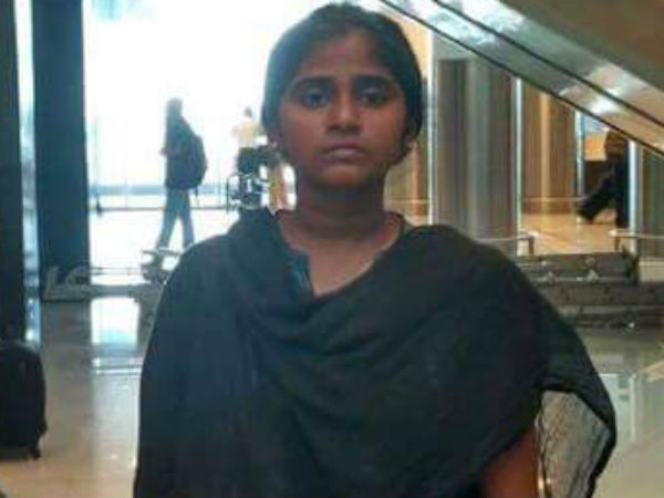 One India Tamil reader sent a poem for Anitha who commits suicide