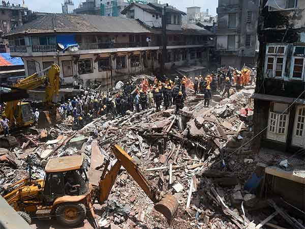 Death toll in Mumbai building collapse rises to 32