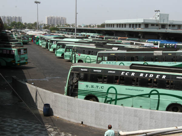 1,000 special buses across Tamil Nadu from tomorrow to October 2