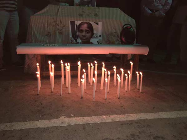 Congo Tamils pay homage to Anitha