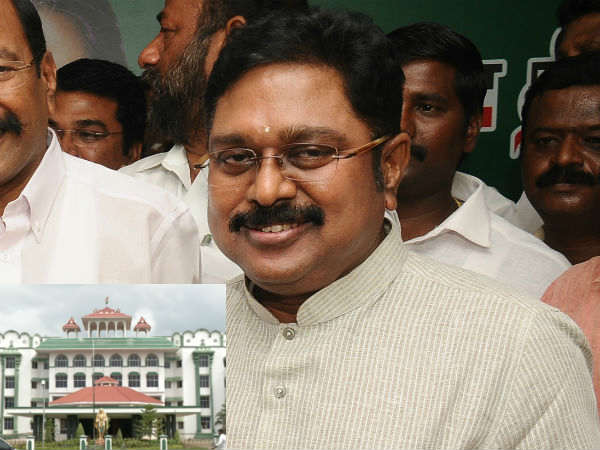 High court madurai bench gave permission to TTV Dinakaran's protest against NEET Exam