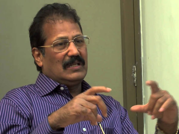 Dr. Krishnasamy rounded up with continuous questions from Journalists