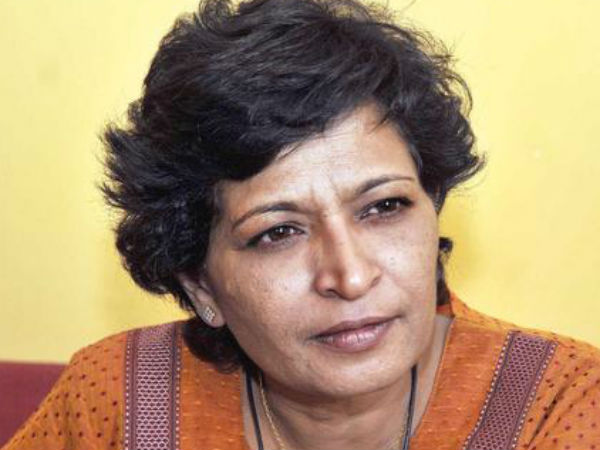 Gowri Lankesh was a left thinker