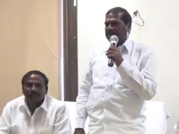 Pmk leader openly criticized Governor of Tamil nadu