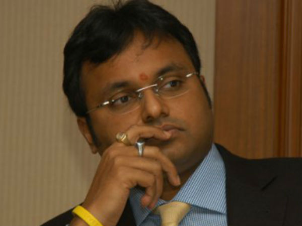 Enforcement Directorate attaches FDs and bank balance of Rs 1.16 crore of Karti Chidambaram