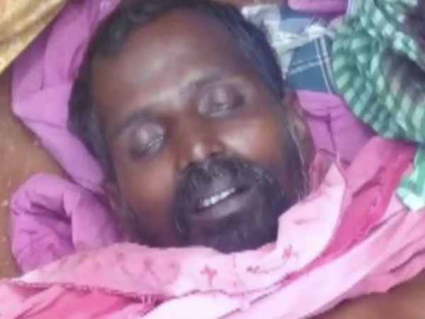 Near Theni, a man killed his neighbor for biscuit