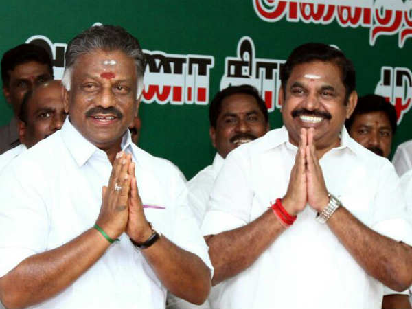 AIADMK's two leaves symbol will recover says OPS and EPS team
