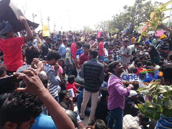 Protest again neet extending in Tanjore