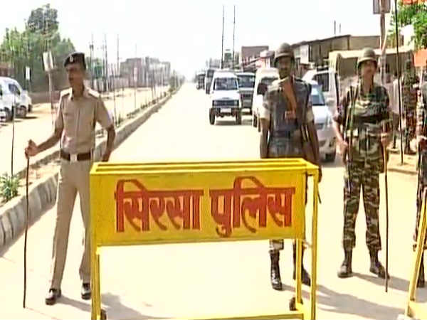 Search Operation Going on in Dera sacha sauda head quarter