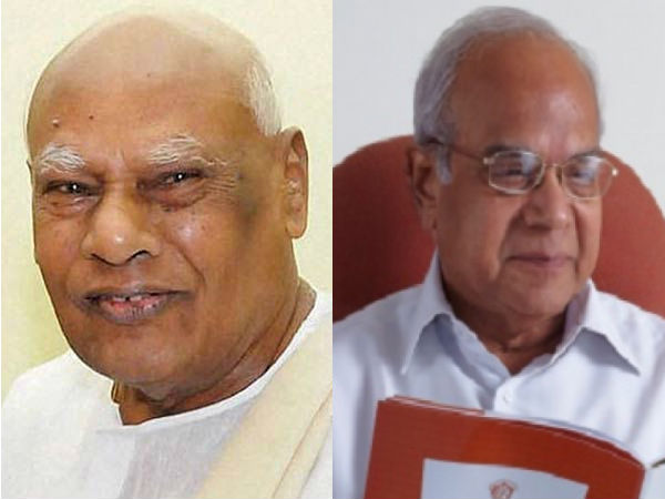 EX Governor Rosaih to New governor Purohit- A Flashback