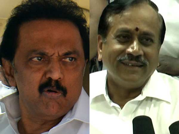 MK Stalin condemns ADMK government for appointing H.Raja as chief of scouts and guides