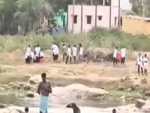 தாமிரபரணி தூய்மை பணி இரண்டாவது கட்டமாக துவக்கம்