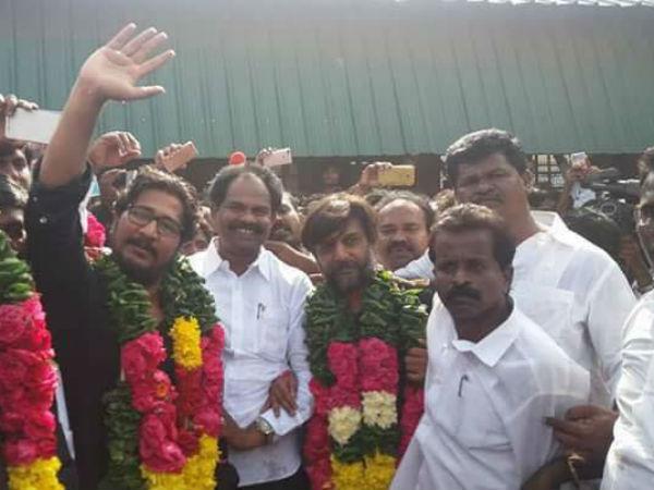 குண்டர் சட்டம் ரத்து - திருமுருகன் காந்தி உட்பட 4 பேர் சிறையில் இருந்து விடுதலை