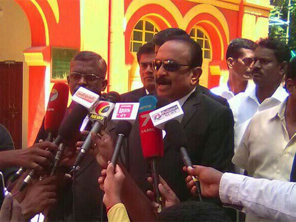 Expect key announcements on Sep 15, says Vaiko