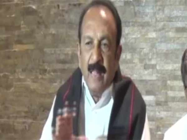 Vaiko Strongly blames BJP, central government
