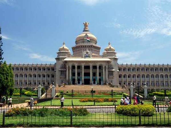 Bomb threat at Bengaluru Vidhana Soudha