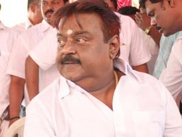 Vijayakanth has given qurbani on Bakrid