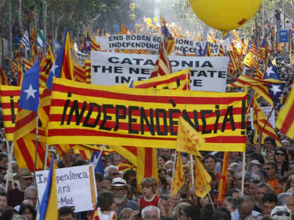 Catalonia Declares Independence From Spain