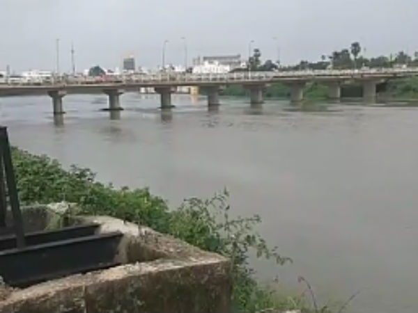 Adyar canal bed at Ramapuram how it is now after 2 years of chennai floods video