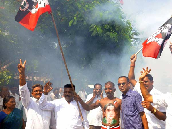 AIADMK to celebrate party's founding day on a grand note