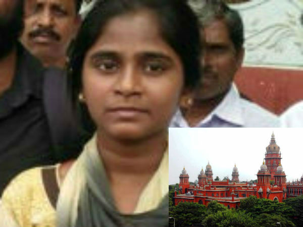 HC orders to inquiry into Ariyalur Anitha