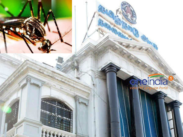Tamilnadu government declared 40 dengue deaths in the state