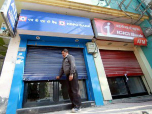 Banks closes ATMs as cities go digital, remove 358 ATMs