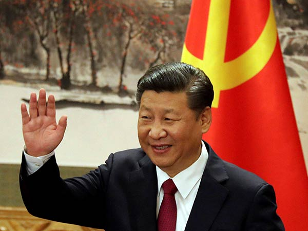 Xi Jinping elected as general secretary of communist party of china