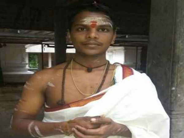 Kerala's first Dalit priest started his work today