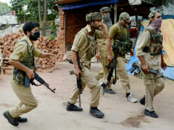 Policeman joined with Terrorist group in Jammu Kashmir