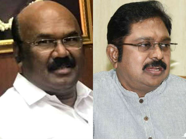 Minister Jayakumar warns TTV Dinakaran for threatening Speaker