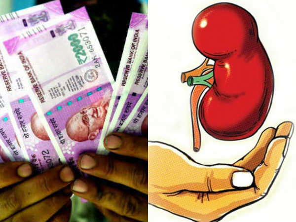 3 Tamil People were admitted in Kerala Hospital for selling their kidney