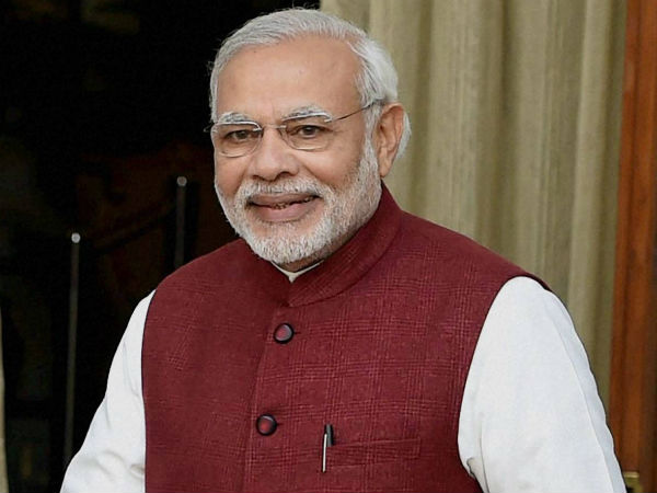 Man arrested against posting of Narendra Modi