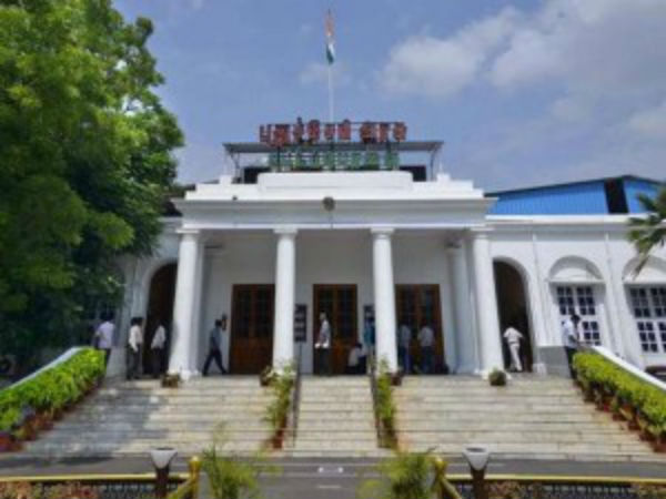 Puducherry government also banned Banners