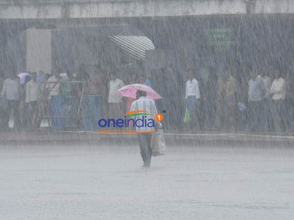 North East Monsoon: Rain hit in Chennai
