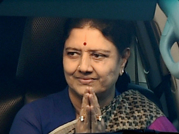 Sasikala's Parole period ends today