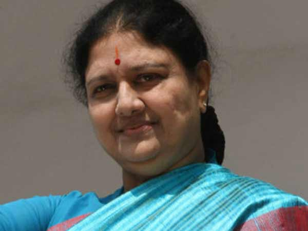 Sasikala wants to become as CM?