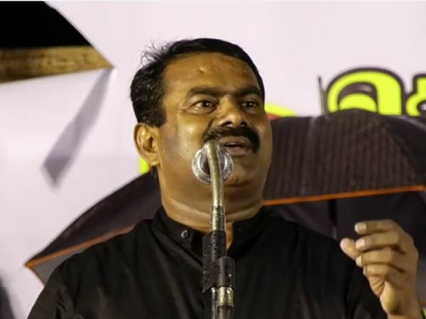 Seeman conducts general body meeting against Koodangulam project