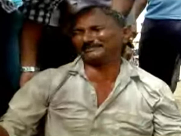 Father and son tried for self immolation in Coimbatore S.P. office