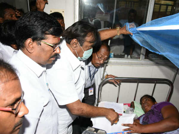 Dengue death government will change says Vijayakanth