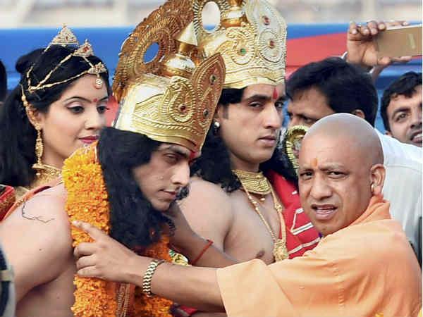அயோத்தியில் உருவாகும் 'ராம்நாடு'... உத்தரபிரதேசத்திற்கு புதிய ப்ளூ பிரிண்ட் போடும் யோகி!