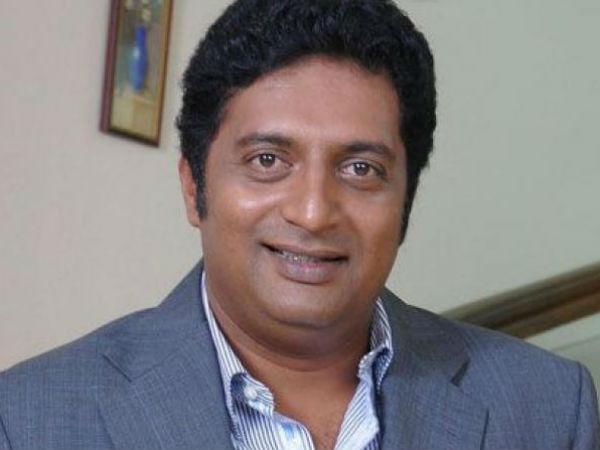 மத்திய அரசை சாடும் பிரகாஷ்ராஜ்