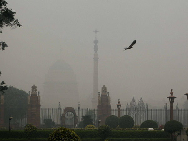 From Delhi to Newyork airlines has been canceled due to Air pollution
