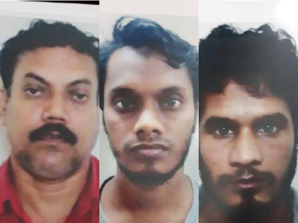 கொல்கத்தா ரயில் நிலையத்தில் அல் கொய்தா தீவிரவாதிகள் 3 பேர் கைது
